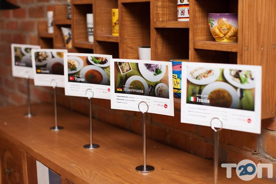 Ola Healthy Cafe - фото 4