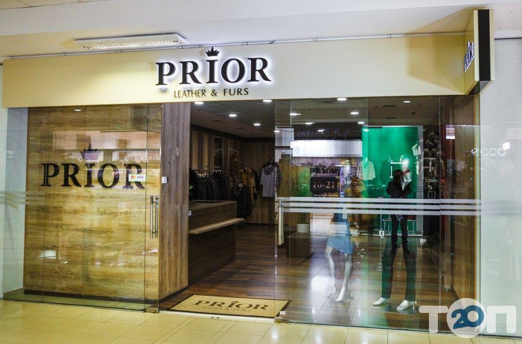 PRIOR, магазин меховых и кожаных изделий - фото 2