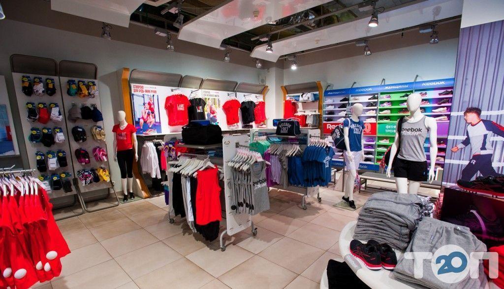 Reebok, магазин обуви - фото 3