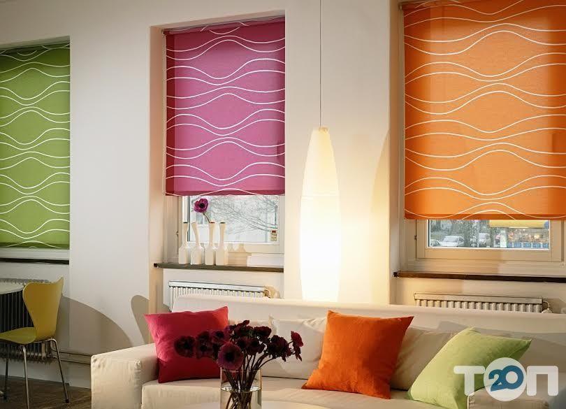 Rehau віконний дизайн, салон - фото 9