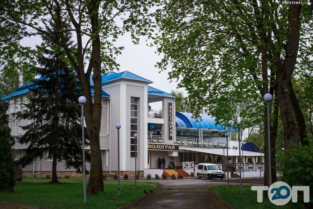 Водограй, Ресторан в Тернополе - фото 5