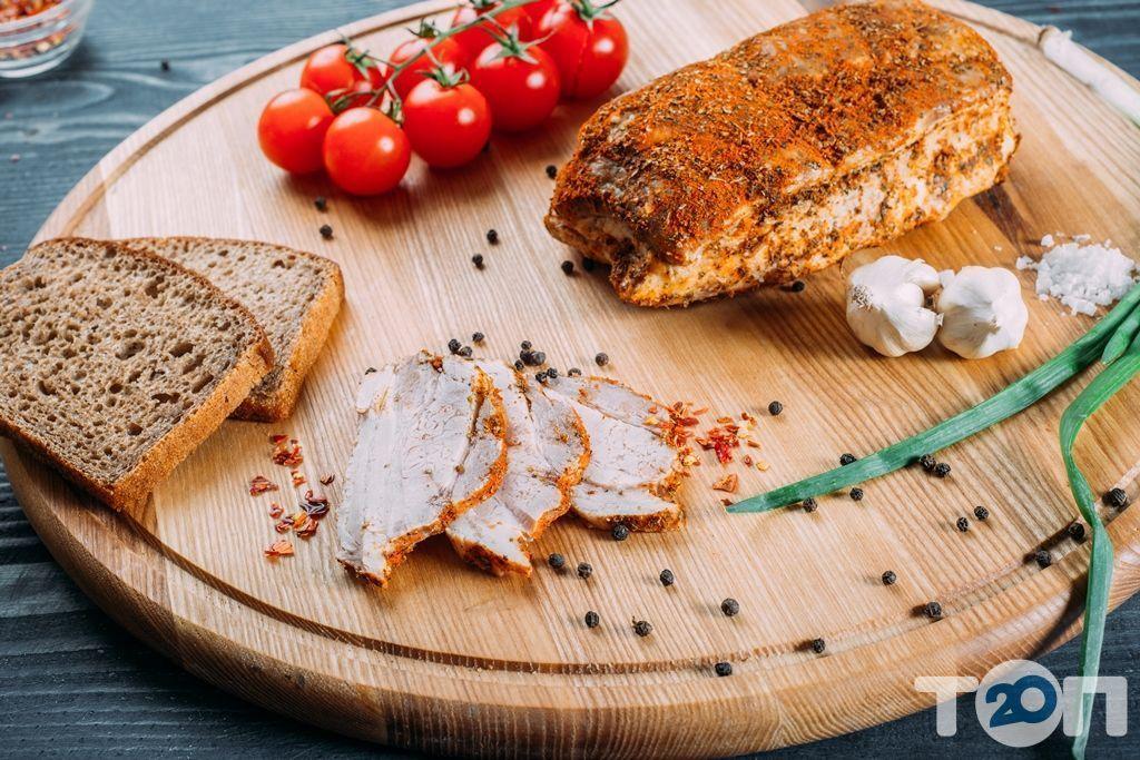 Родинна ковбаска, сеть мясных магазинов - фото 6