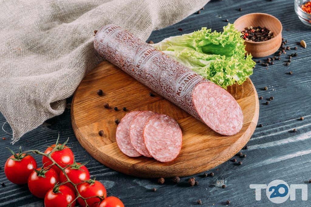 Родинна ковбаска, сеть мясных магазинов - фото 8