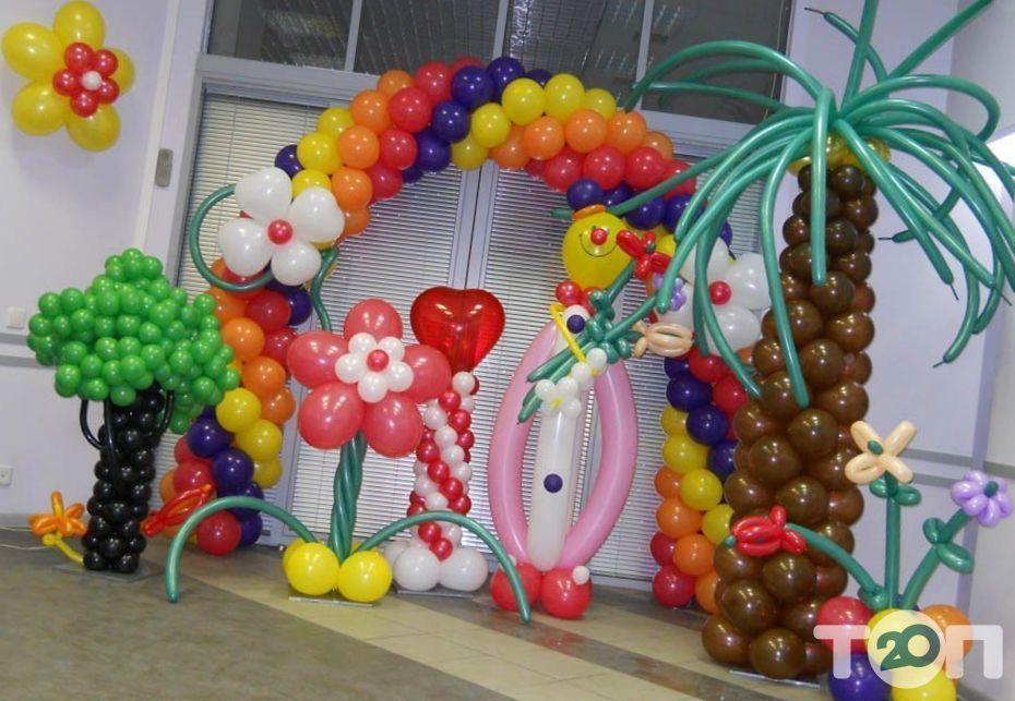 ШарМ, оформление воздушными шарами - фото 2