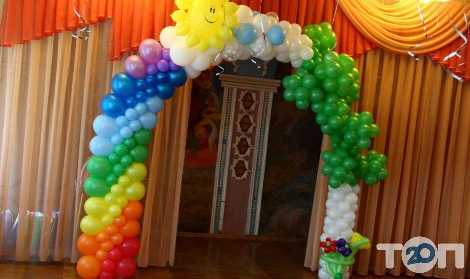 ШарМ, оформление воздушными шарами - фото 3