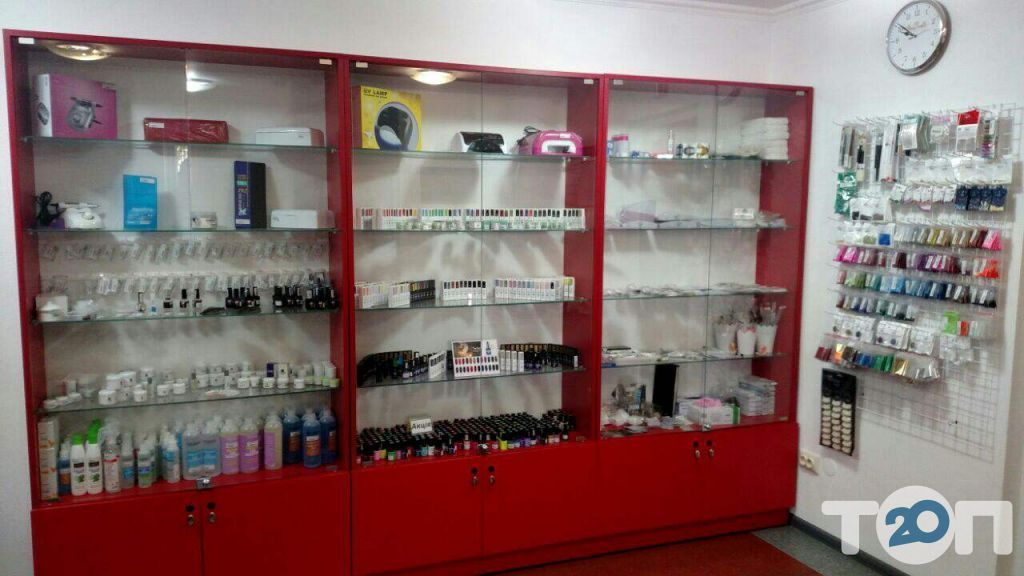 Shop nails, материалы для ногтевого сервиса - фото 3