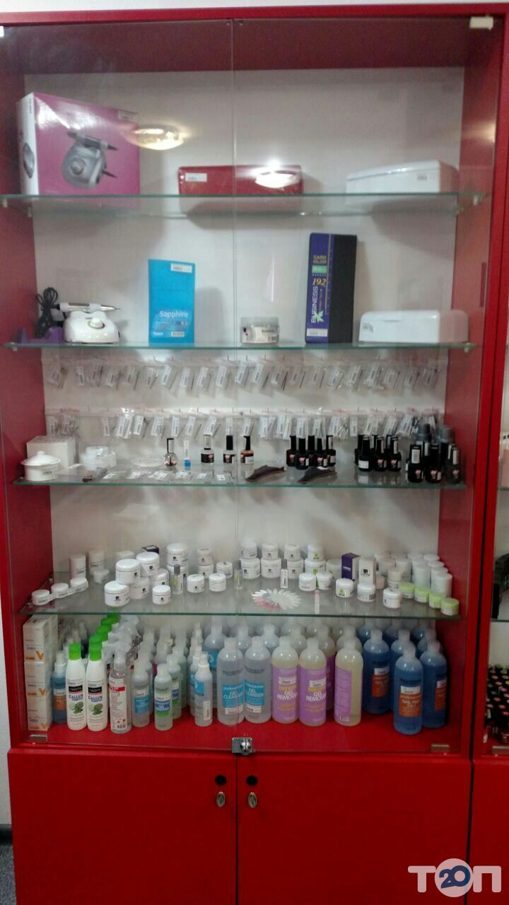 Shop nails, материалы для ногтевого сервиса - фото 6