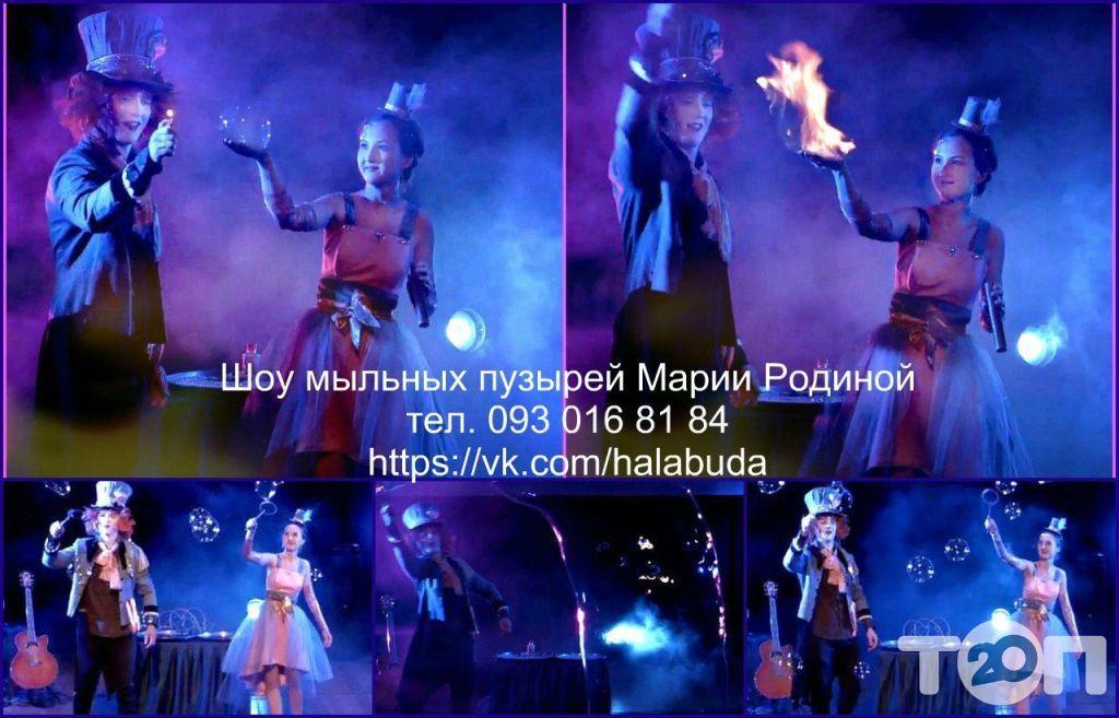 Шоу мыльных пузырей Марии Родиной - фото 4
