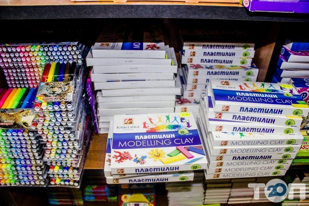 Скрепка, магазин канцелярии - фото 6