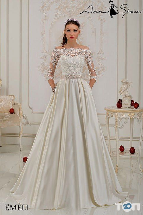 Joanna Sposa, салон свадебной и вечерней моды - фото 21
