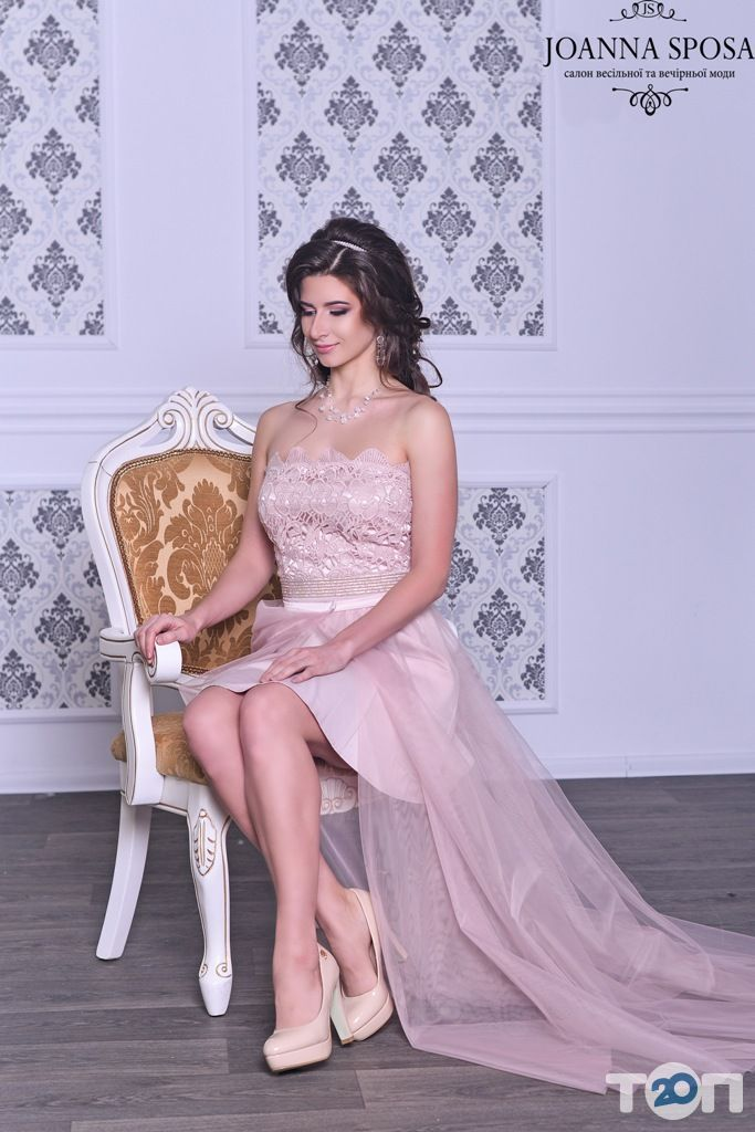 Joanna Sposa, салон свадебной и вечерней моды - фото 74