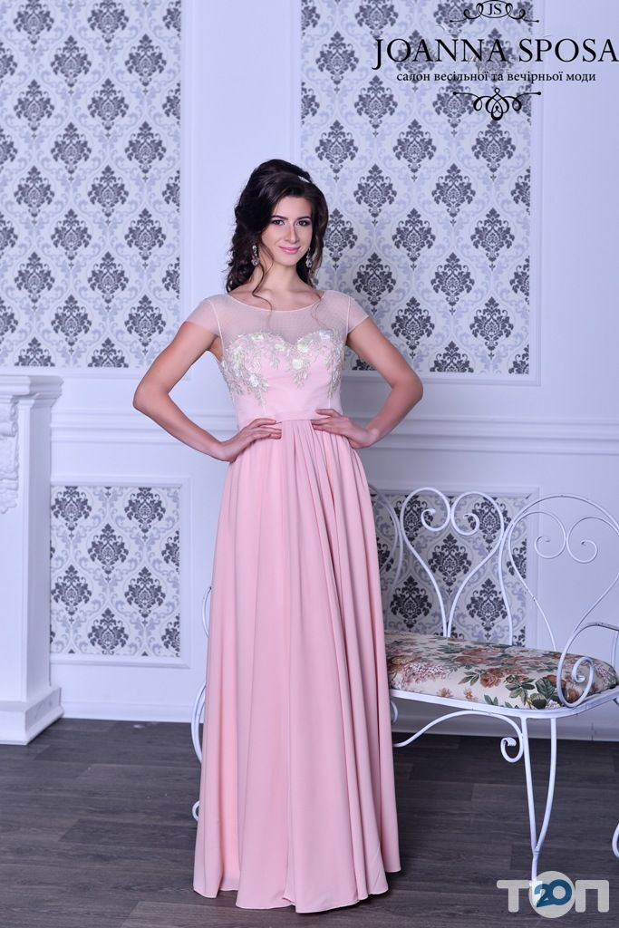 Joanna Sposa, салон свадебной и вечерней моды - фото 73