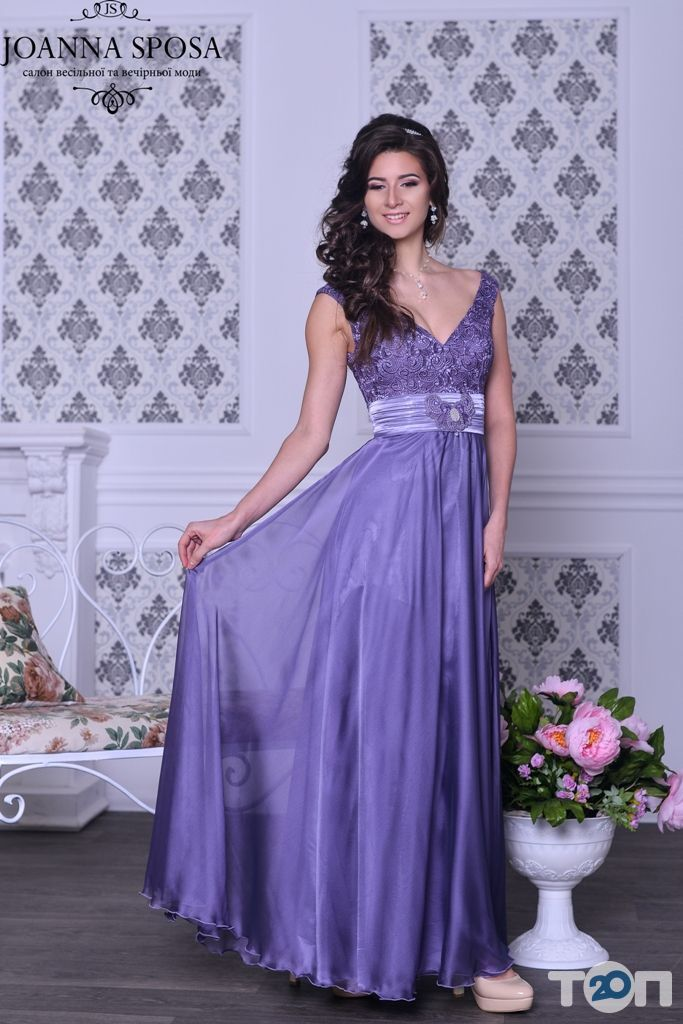 Joanna Sposa, салон свадебной и вечерней моды - фото 78