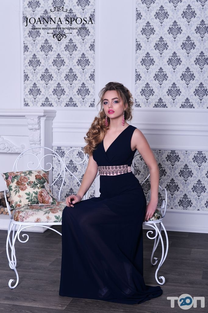 Joanna Sposa, салон свадебной и вечерней моды - фото 89