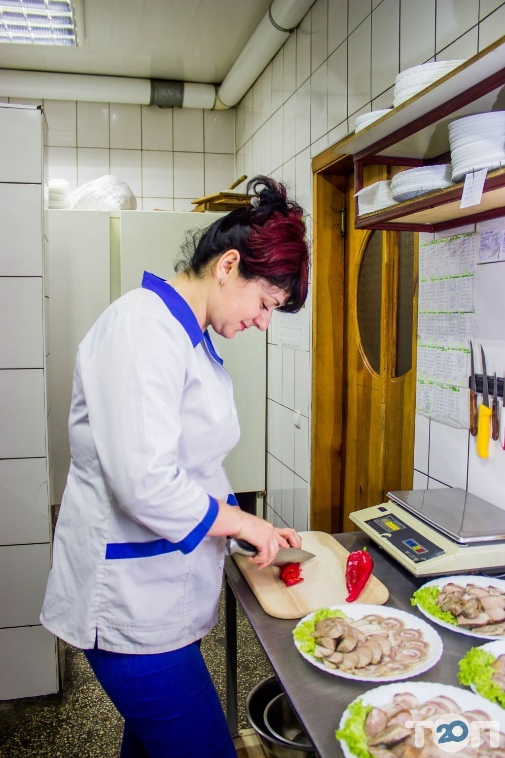 Солоха, ресторан украинской кухни - фото 6