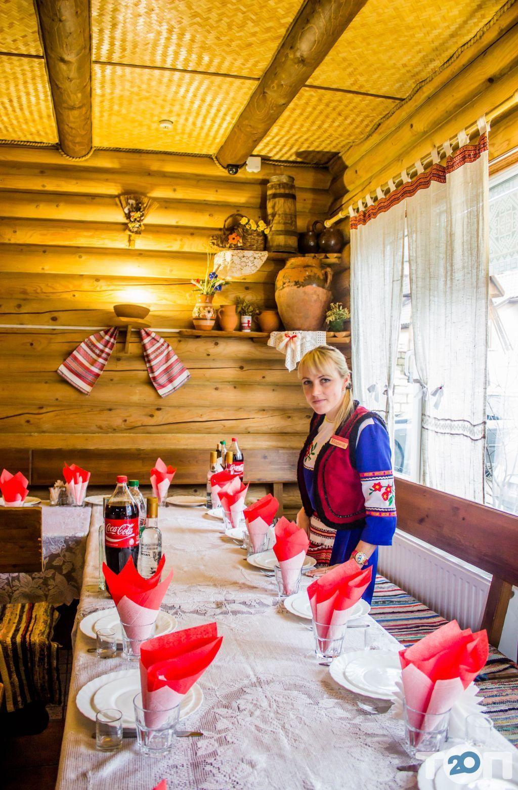 Солоха, ресторан украинской кухни - фото 11