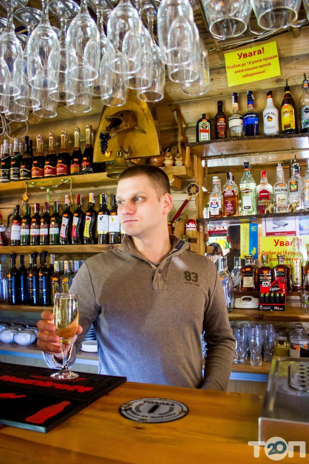 Солоха, ресторан украинской кухни - фото 25