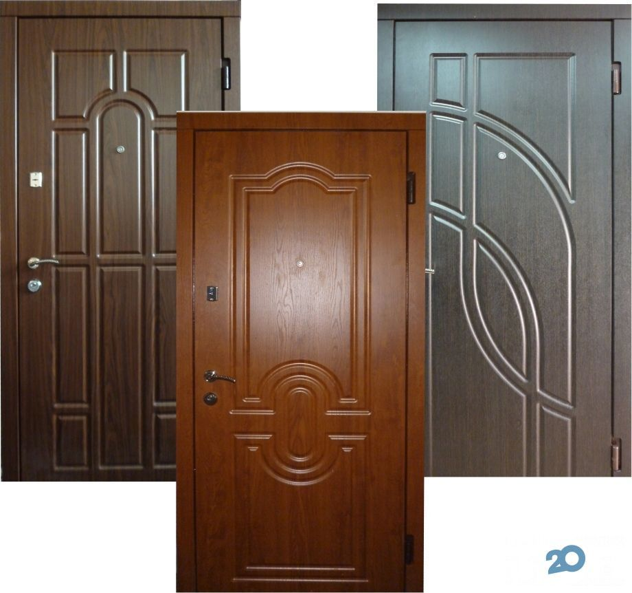 Коммунар, стальные двери - фото 4