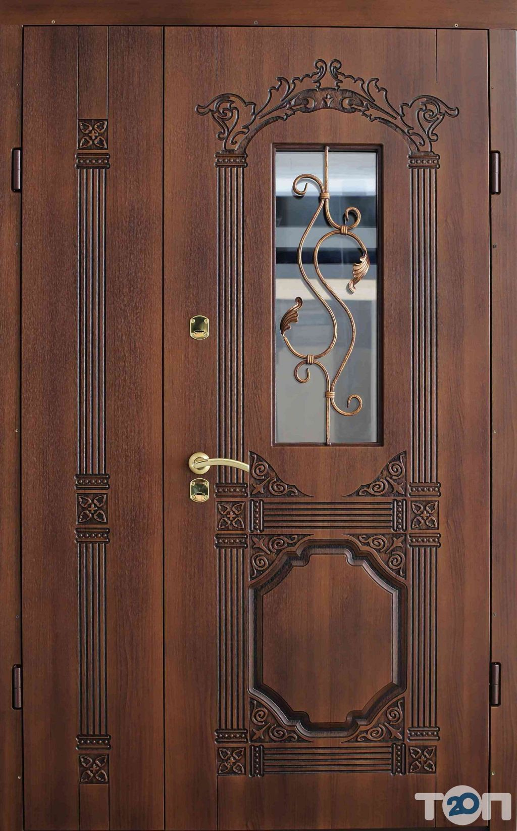 Коммунар, стальные двери - фото 12