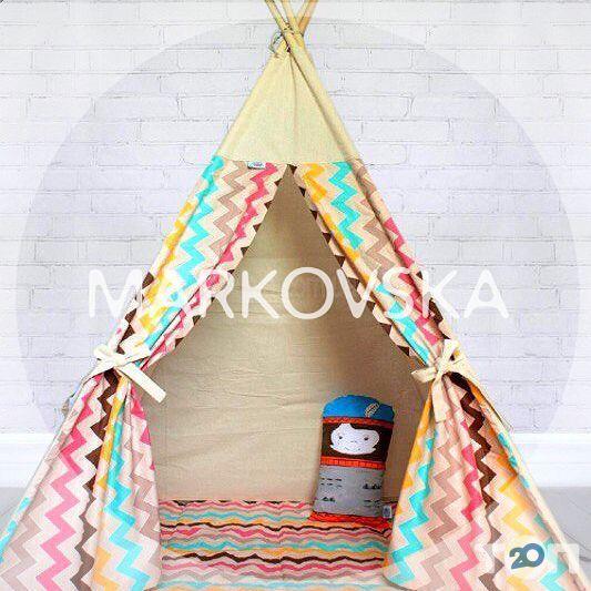 Студія дитячого текстилю та декору Markovska - фото 3