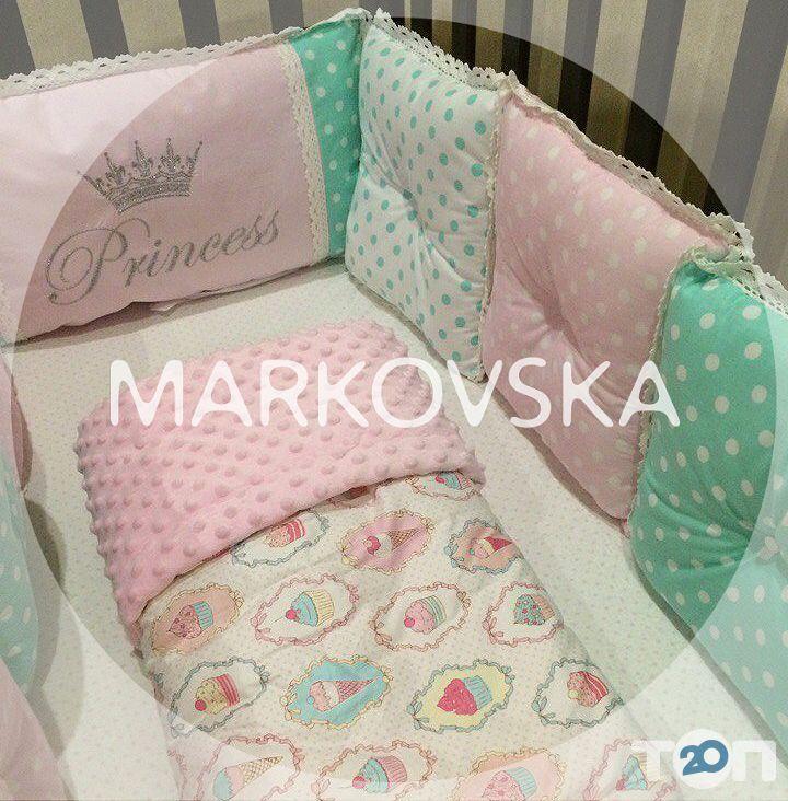 Студія дитячого текстилю та декору Markovska - фото 1