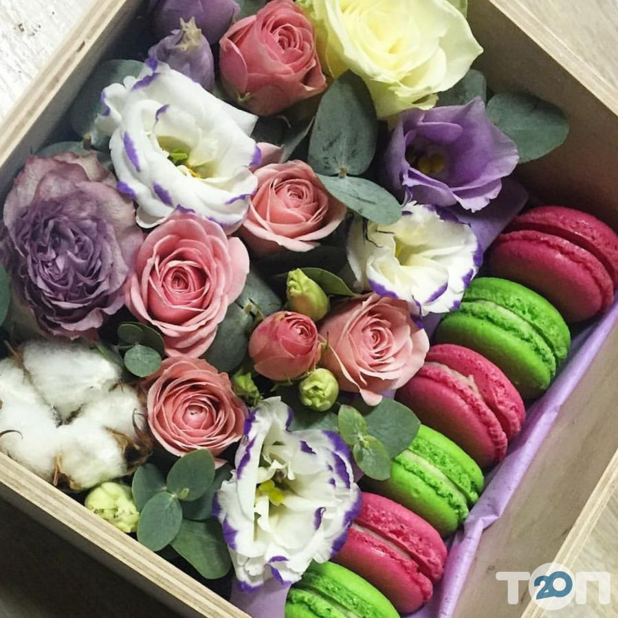 Mille Fiori, cтудия подарков и цветов - фото 1