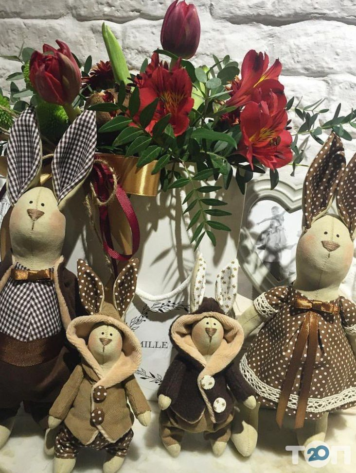 Mille Fiori, cтудия подарков и цветов - фото 7