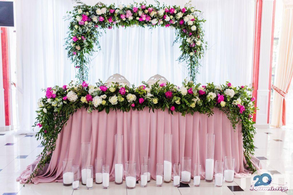 Каталея, студия свадебного декора и флористики - фото 1
