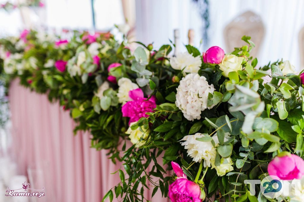 Каталея, студия свадебного декора и флористики - фото 2