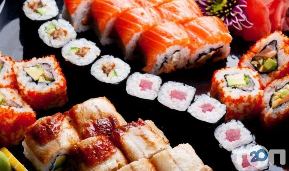 Токио, суши-бар - фото 1
