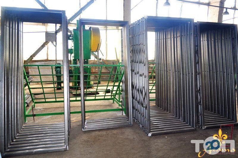ТОВ Агата стальконструкция,изготовления входной  двери и металоконструкций - фото 8