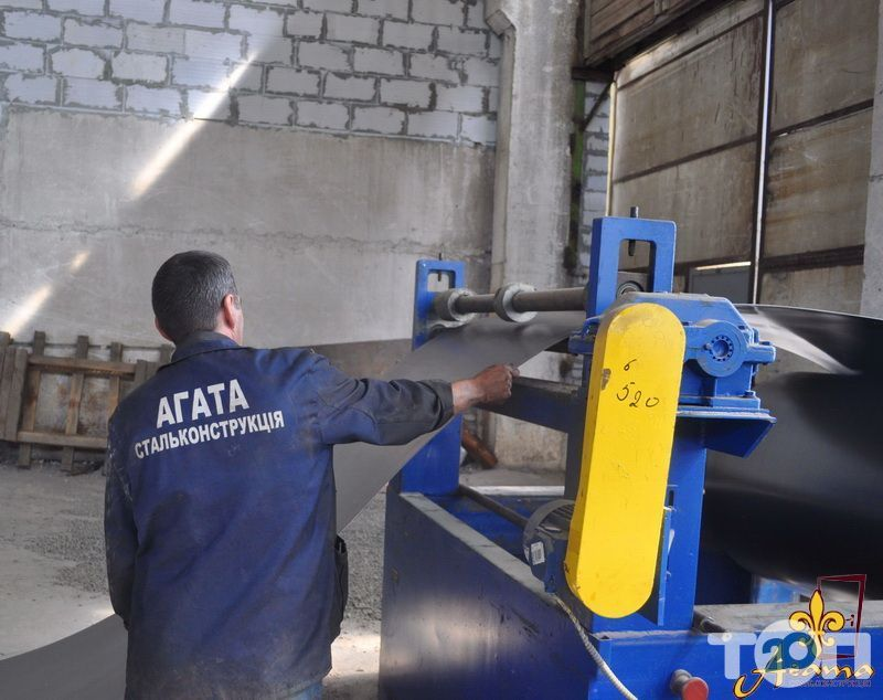 ТОВ Агата стальконструкция,изготовления входной  двери и металоконструкций - фото 9