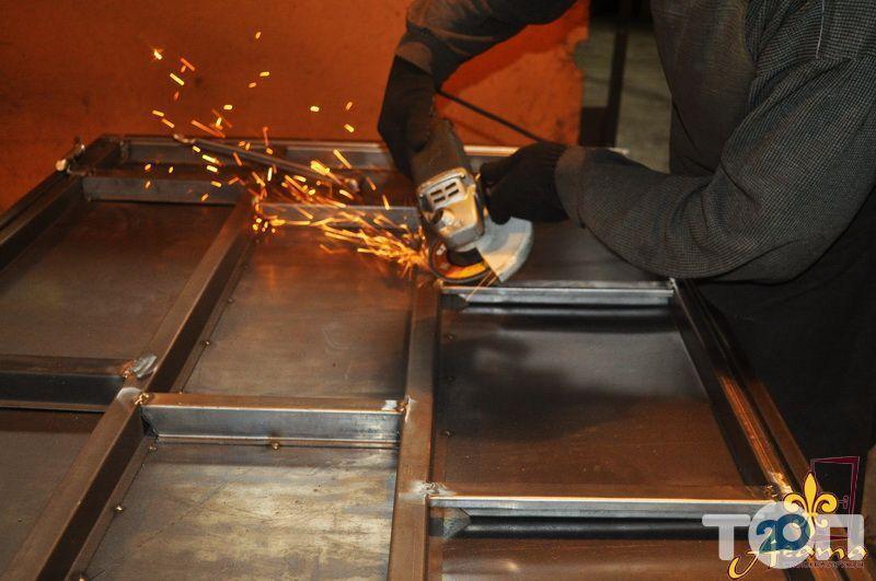 ТОВ Агата стальконструкция,изготовления входной  двери и металоконструкций - фото 12