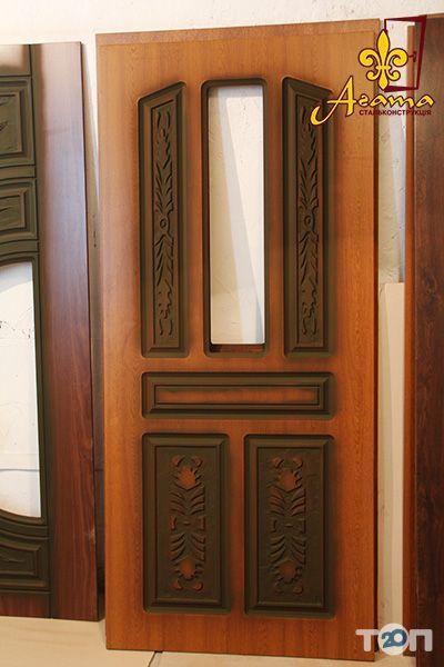 ТОВ Агата стальконструкция,изготовления входной  двери и металоконструкций - фото 18