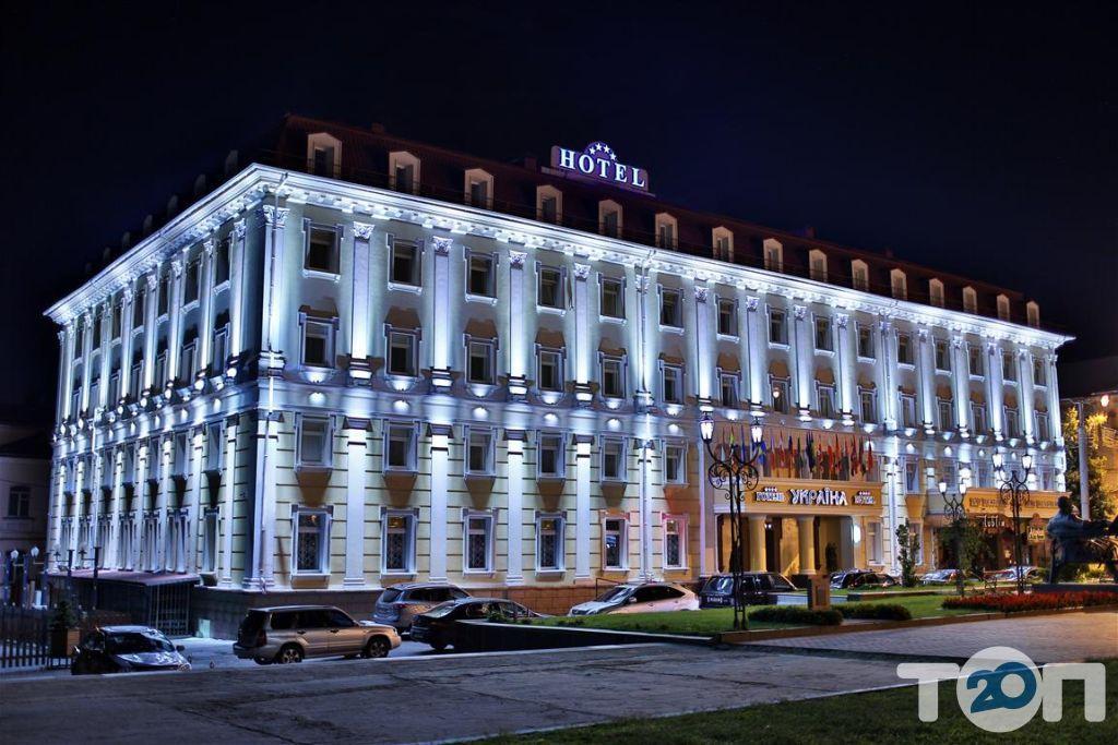 Украина, отель - фото 1