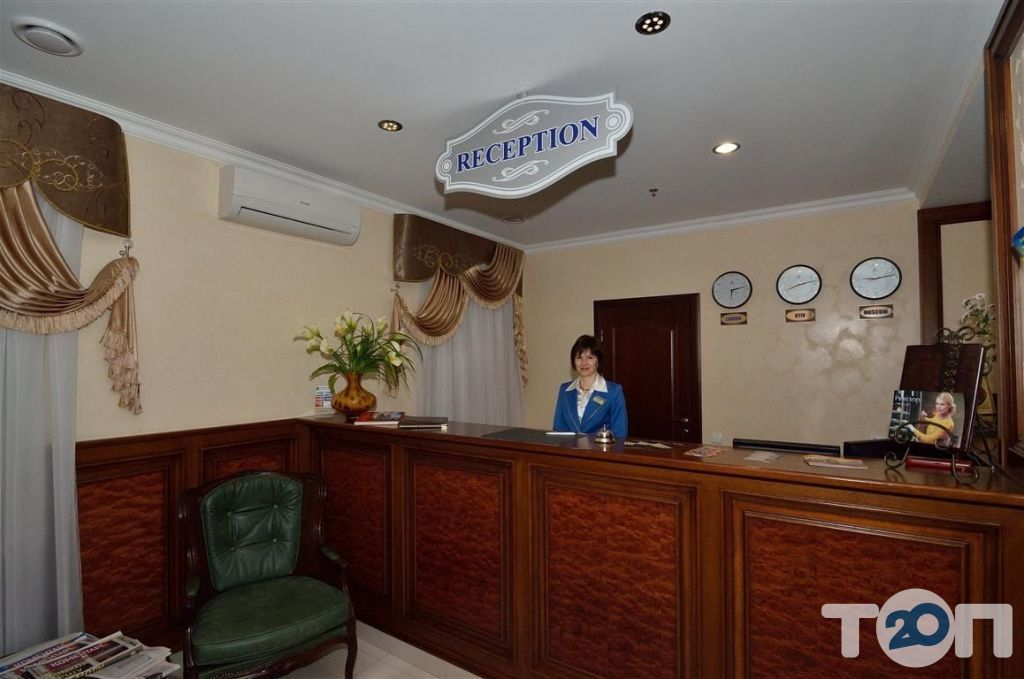 Украина, отель - фото 3