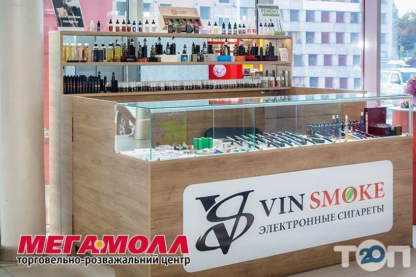 Vin Smoke, электронные сигареты - фото 4