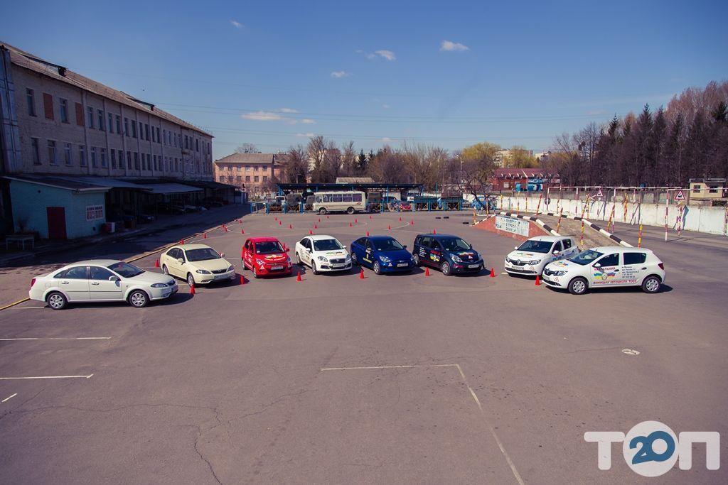 Винницкая автомобильная школа Общества содействия обороне Украины - фото 7