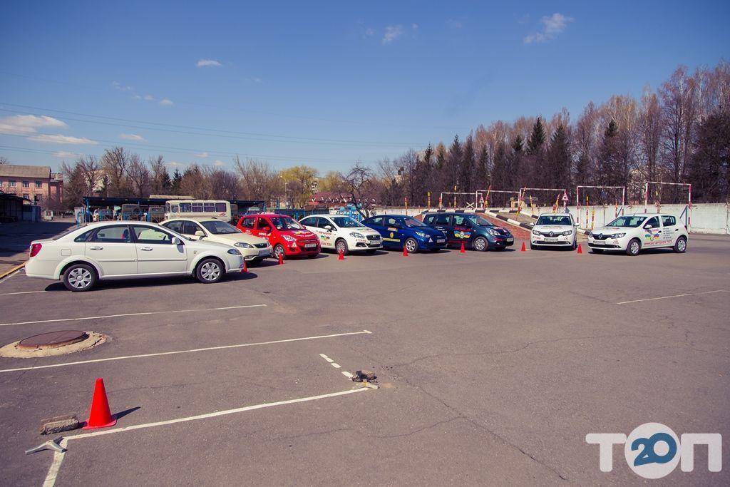 Винницкая автомобильная школа Общества содействия обороне Украины - фото 17