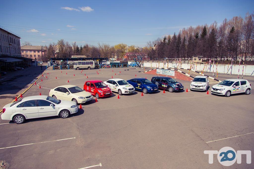 Винницкая автомобильная школа Общества содействия обороне Украины - фото 14