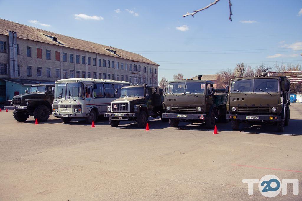 Винницкая автомобильная школа Общества содействия обороне Украины - фото 16