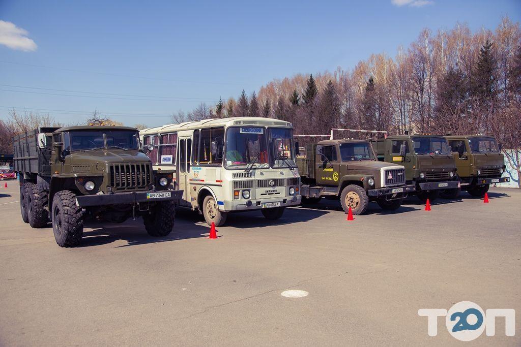Винницкая автомобильная школа Общества содействия обороне Украины - фото 26