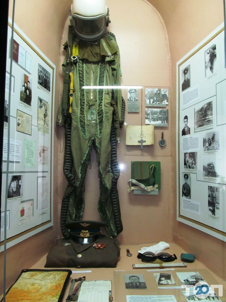 Винницкая водонапорная башня (Музей памяти воинов Винницы) - фото 7