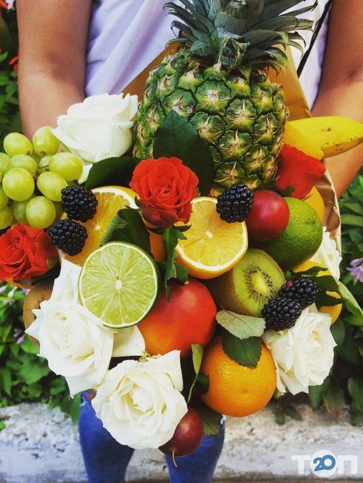WOW Buket вкусные букеты из фруктов и не только - фото 4