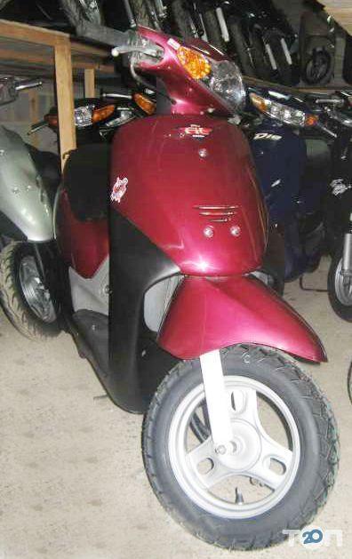 Японские скутера (Цирюк А.В., ЧП) - фото 4