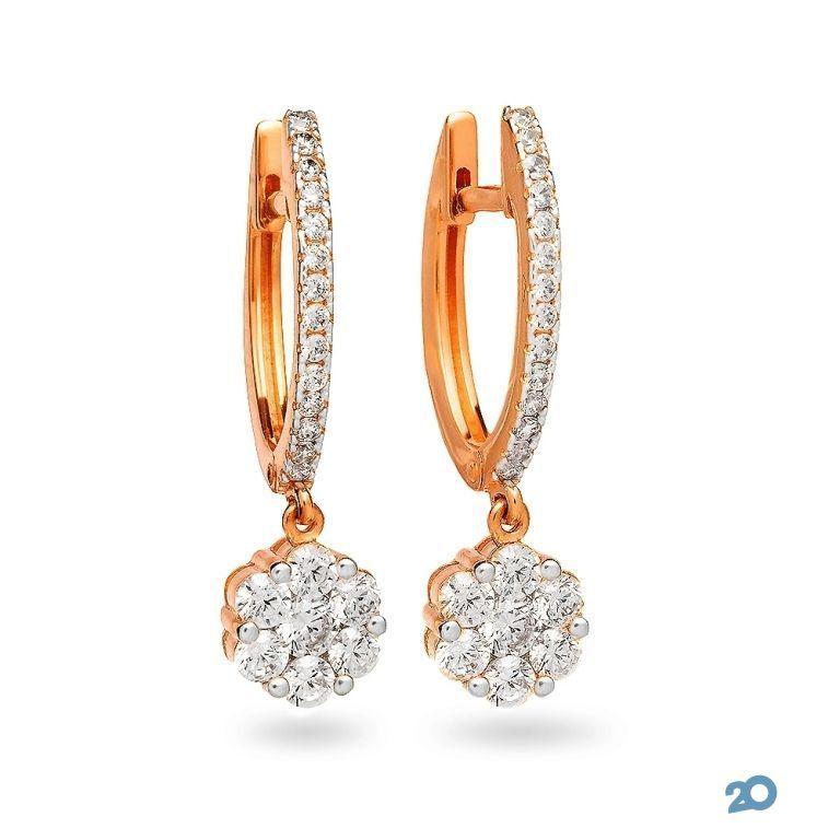 Золотое сияние - Алмаз -Б, ювелирные украшения - фото 2