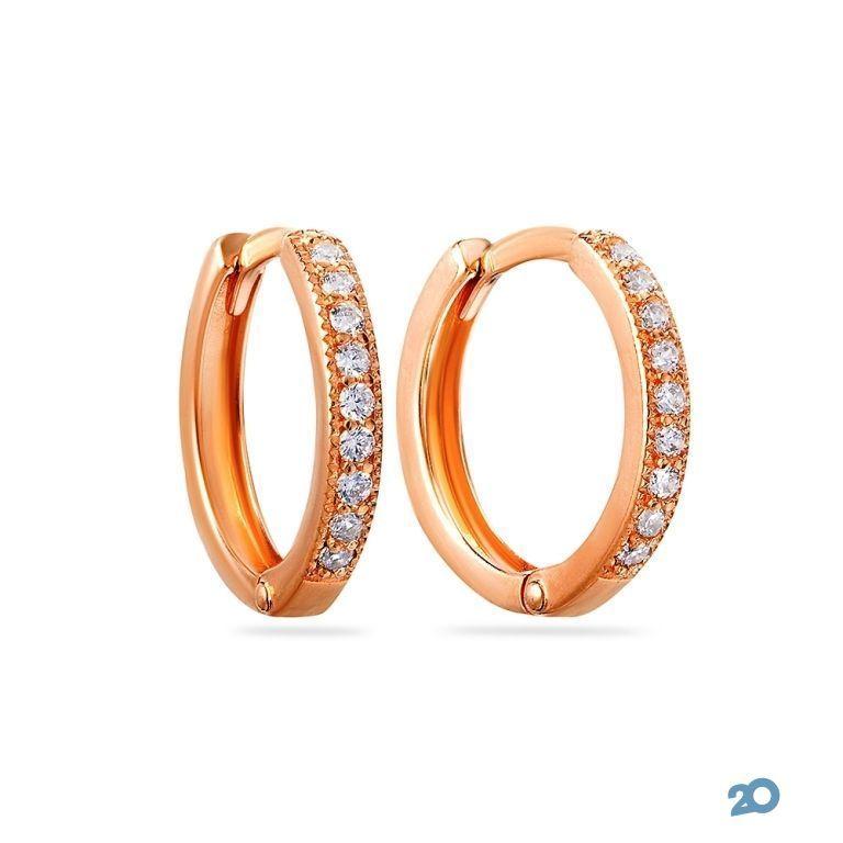 Золотое сияние - Алмаз -Б, ювелирные украшения - фото 3