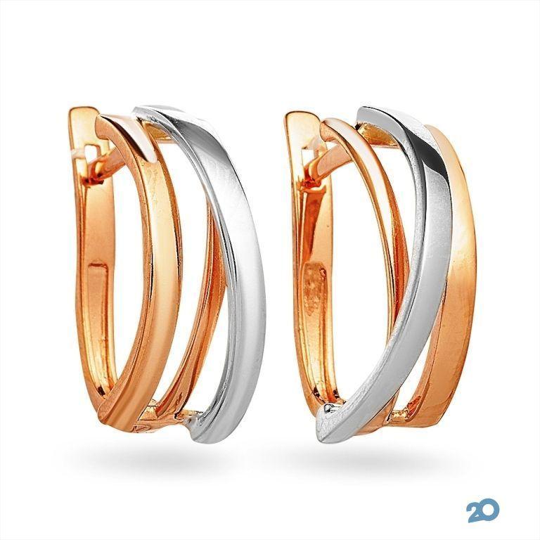 Золотое сияние - Алмаз -Б, ювелирные украшения - фото 4