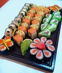 Sushi & Donburi, суши-бар, магазин суши - фото 1