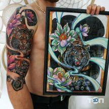 Sacred Lotus Tattoo Studiо, тату салон - фото 1